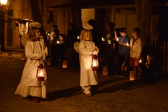 Los Posadas Nativity Procession 2013 011