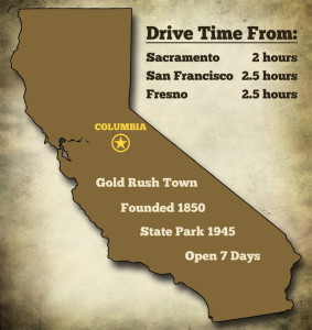 Columbia, California | Historic Gold Rush Town