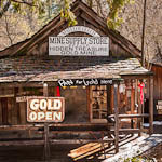 Hidden Treasure Gold Mine