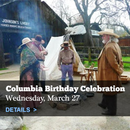 Columbia Birthday Celebration